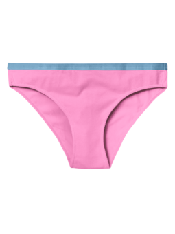 Ružové dámske nohavičky