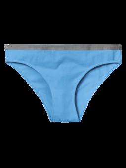 Culotte bleue claire femme