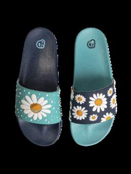 Veselé pantofle Květ sedmikrásky