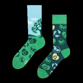 Vesele eko čarape Posadi drvo