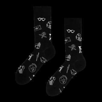 Lustige Socken Harry Potter ™ - Symbole