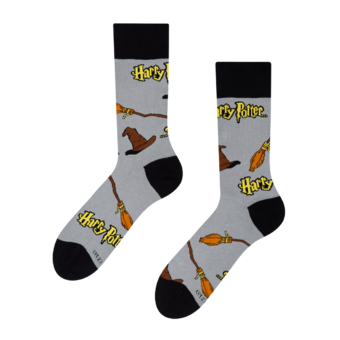 Calcetines alegres Harry Potter™ - Sombrero de la suerte