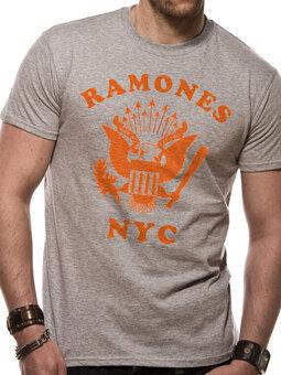 Tricou The Ramones - Retro eagle NYC