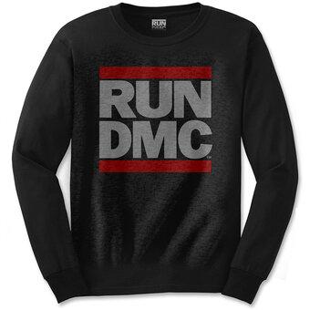 Tričko s dlouhým rukávemRun DMC Logo