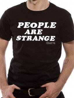 Tričko The Doors - People are strange
