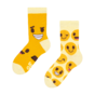 Detské veselé ponožky Smajlíky