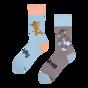 Veselé ponožky Tom a Jerry ™ Past