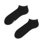 Bamboo Ankle Socks  True Black