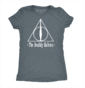 Women's T-Shirt Harry Potter™ - The Deathly Hallows
