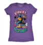 Women's T-Shirt Looney Tunes™ - Despicable Daffy