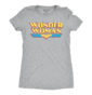 Dames shirt Wonder Woman™ Logo