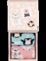 Detská darčeková krabička Polárne zvieratká