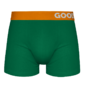 Dark Green Men's Trunks