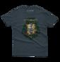 T-Shirt Harry Potter™ - Écusson de Poudlard en or