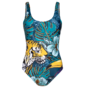 One-piece Swimsuit Tropical jungle