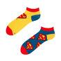 Superman™ enkelsokken Logo