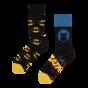 Batman ™Regular Socks Logo