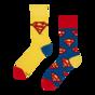Superman ™Regular Socks Logo