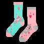 Good Mood Sport Socks Looney Tunes™ - Lola & Bugs Bunny Love