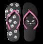 Flip Flops Kitty