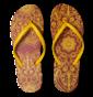 Flip Flops Mandala