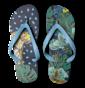 Vrolijke Flip Flops - Tropische jungle