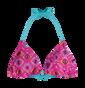 Haut de bikini triangulaire rigolo - Aztèque