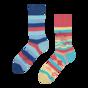 Regular Socks Live Love Laught