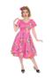 Retro pin up šaty Miluji swing