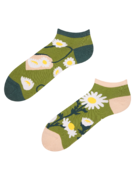 Veselé kotníkové ponožky Heřmánkový čaj