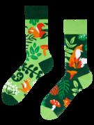 Lustige Socken Waldtiere