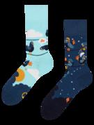 Živahne nogavice Zabavni golobi