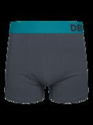 Antracitově šedé pánské boxerky