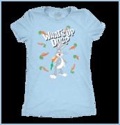 Dámske tričko Bugs Bunny ™ Mrkva