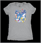 Dámske tričko Tom a Jerry™ Príliš rozkošní