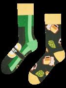 Veselé ponožky Fľaškové pivo
