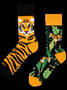 Veselé ponožky Tiger v džungli
