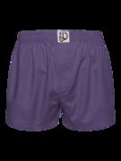 Donkerviolet heren boxershort