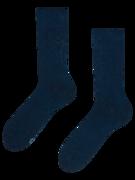 Tamnoplave čarape od bambusa