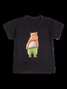 T-shirt rigolo pour hommes Hamster Dedoles