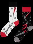 Veselé ponožky Kutil