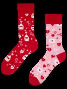 Veselé ponožky Milostné dopisy