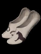 Vesele niske stopalice Konji