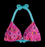 Triangle Bikini Top Aztec