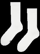 Bijele čarape od recikliranog pamuka