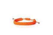 Bransoletka Mikrokord Kobra królewska pomarańczowa