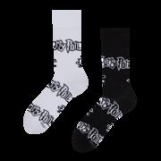 Veselé ponožky Harry Potter ™ - Černá a bílá