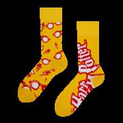 Calcetines alegres Harry Potter™ - Cicatrices y gafas