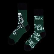 Șosete vesele Harry Potter ™ – Semn întunecat