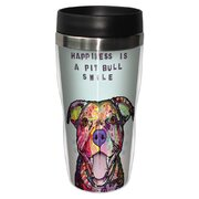 Thermo Mug Russo - Pitbull's Smile